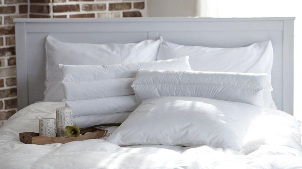 枕とシーツ2