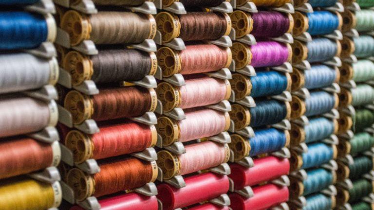 繊維工場の写真